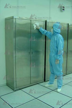 Cleanroom - reduce risk